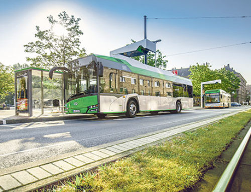 Hannovers Nahverkehr wird CO2-frei