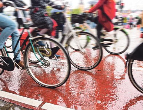 Mit Sicherheit mehr Radverkehr