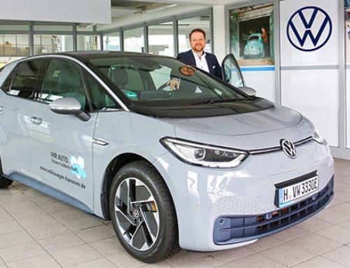 Die E-Familie von VW wächst