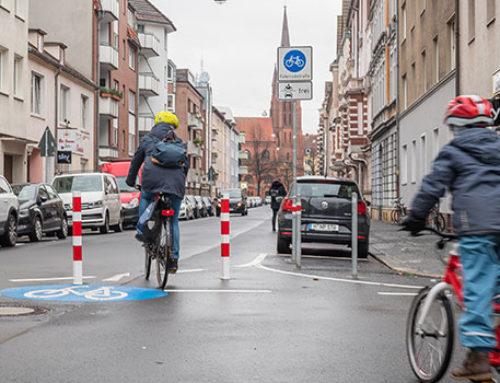 Hannover stärkt den Mobilitätsmix