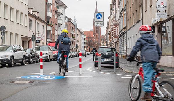 Fahrradverkehr-Teaser