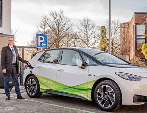 Mittelständler in Hannover setzen auf Elektromobilität